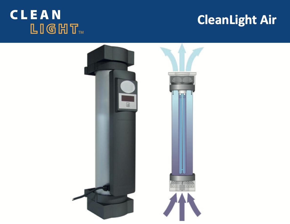 Productsheet CleanLight Air