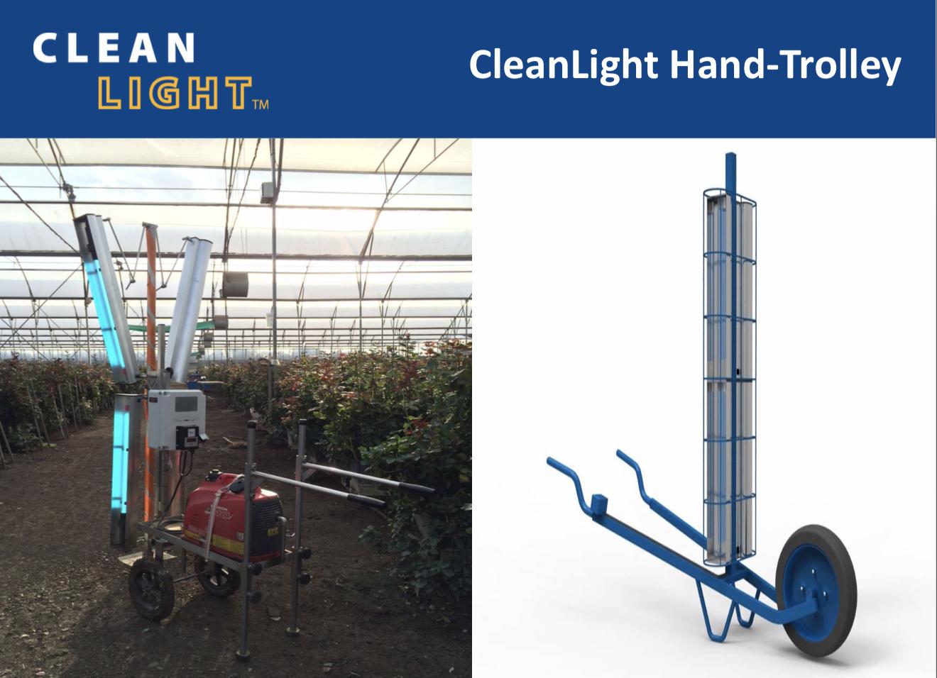 Productsheet Hand-Trolley